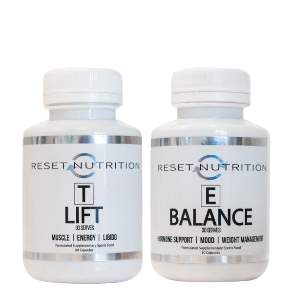 Reset Nutrition The Ultimate Lean Muscle Stack