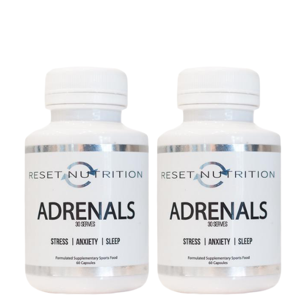 Reset Nutrition Adrenals Twin Pack