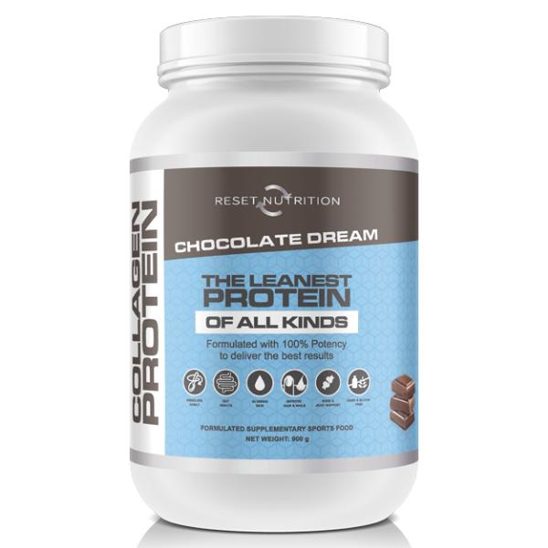 Reset Nutrition Collagen Protein - Chocolate Dream
