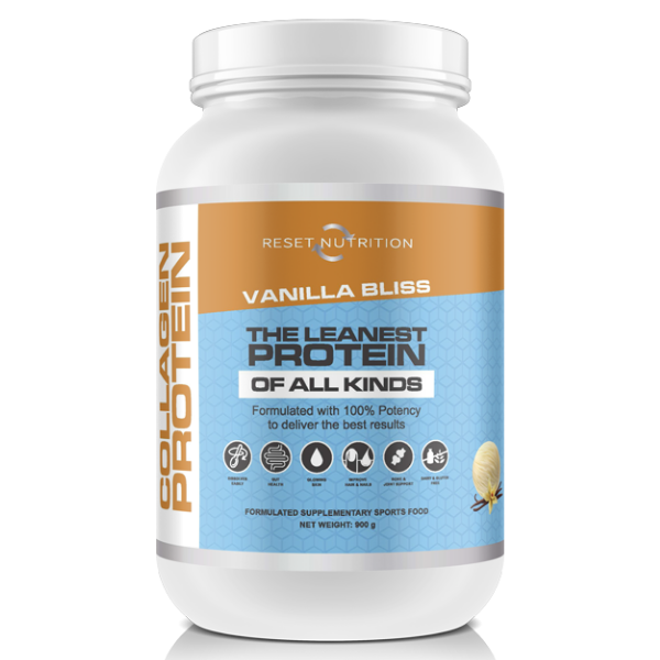 Reset Nutrition Collagen Protein - Vanilla Bliss