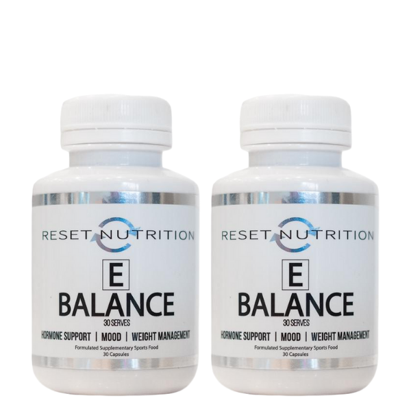Reset Nutrition E-Balance Twin Pack
