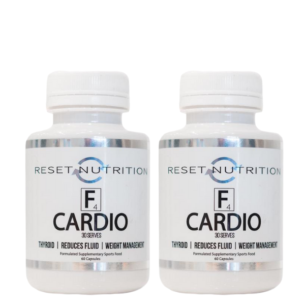 Reset Nutrition F Cardio Twin Pack