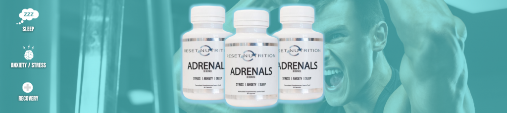 Reset Nutrition Adrenals banner