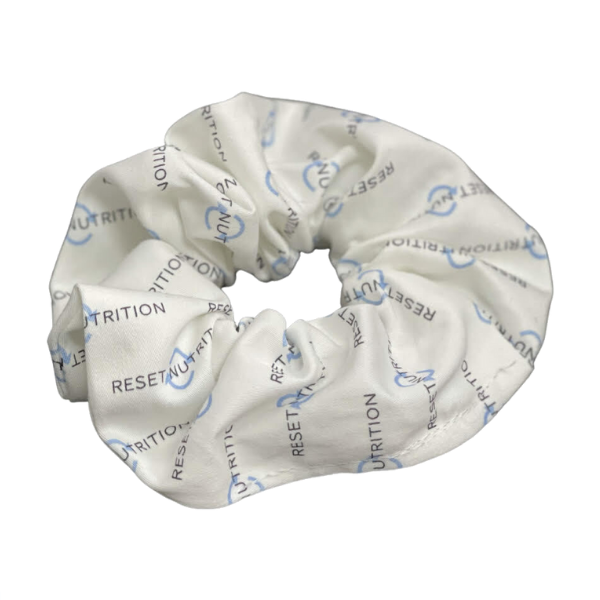 Reset Nutrition Charity Scrunchie