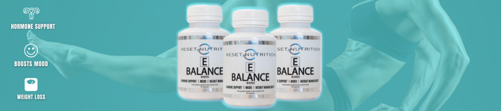 Reset Nutrition E-Balance banner